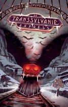 Boek cover De engste serie ooit 2 -   De Transsylvanie Express van Tjerk Noordraven (Hardcover)