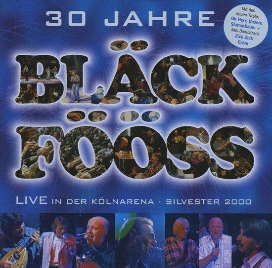 30 Jahre Black Fooss: Live