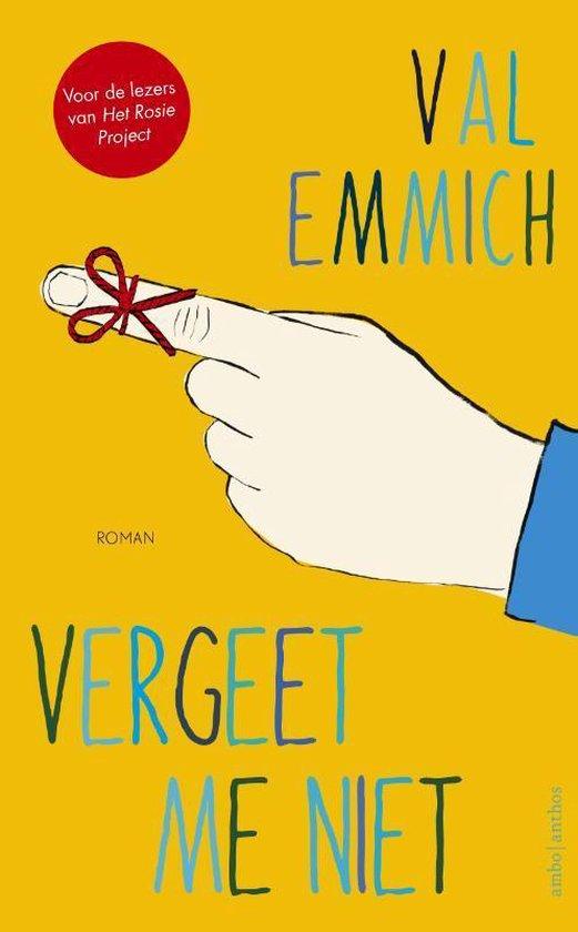Vergeet me niet - Val Emmich |
