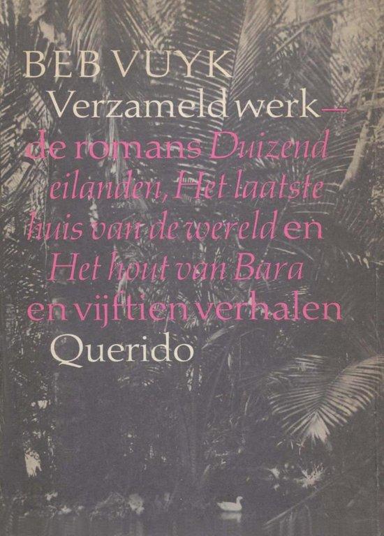 Verzameld werk - Beb Vuyk |