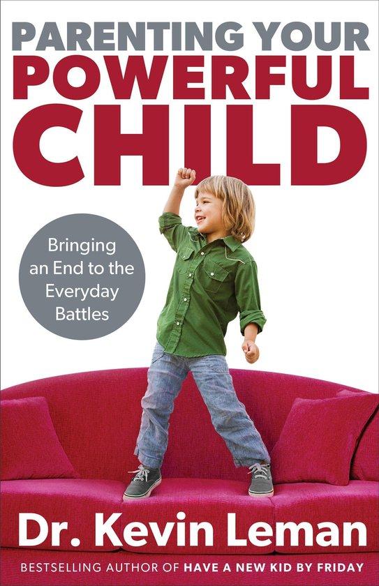 Omslag van Parenting Your Powerful Child
