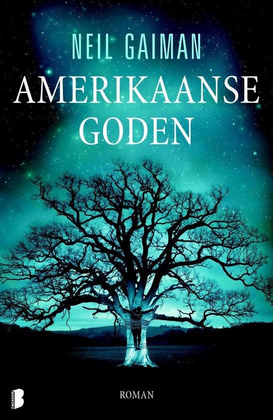 Amerikaanse goden - Neil Gaiman  