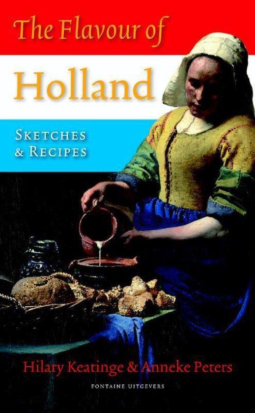 Cover van het boek 'The Flavour of Holland'