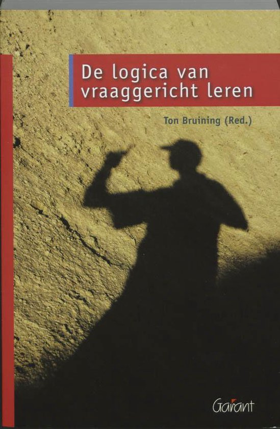 Cover van het boek 'De logica van vraaggericht leren' van T. Bruining
