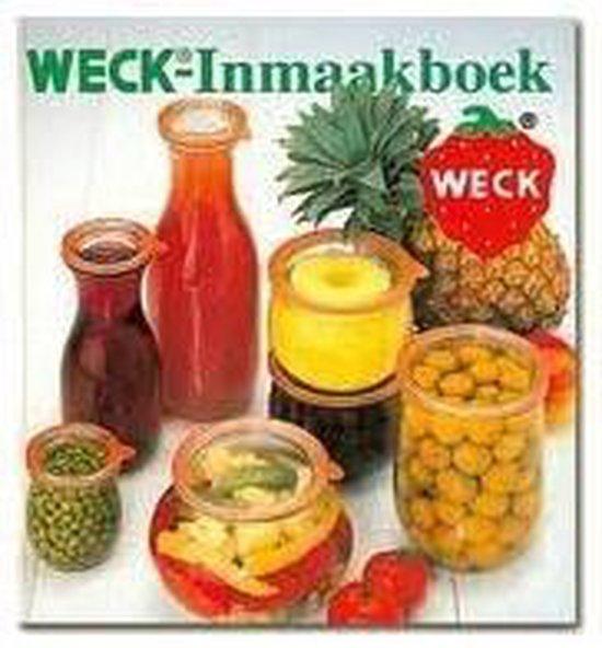 WECK Inmaakboek - J.Weck | Fthsonline.com