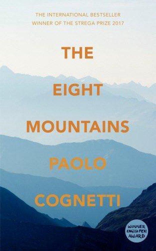 Boekomslag voor The Eight Mountains