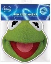 Kermit de kikker masker