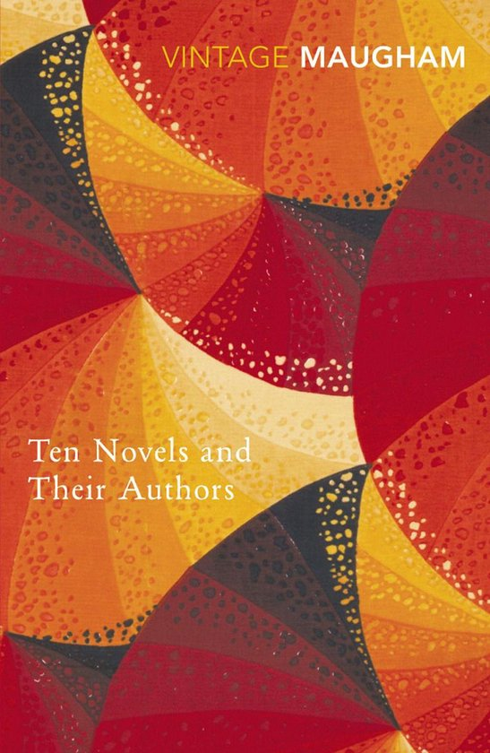 Boek cover Ten Novels And Their Authors van W. Somerset Maugham (Onbekend)