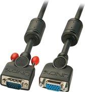 Lindy 36452 VGA kabel 3 m VGA (D-Sub) Zwart