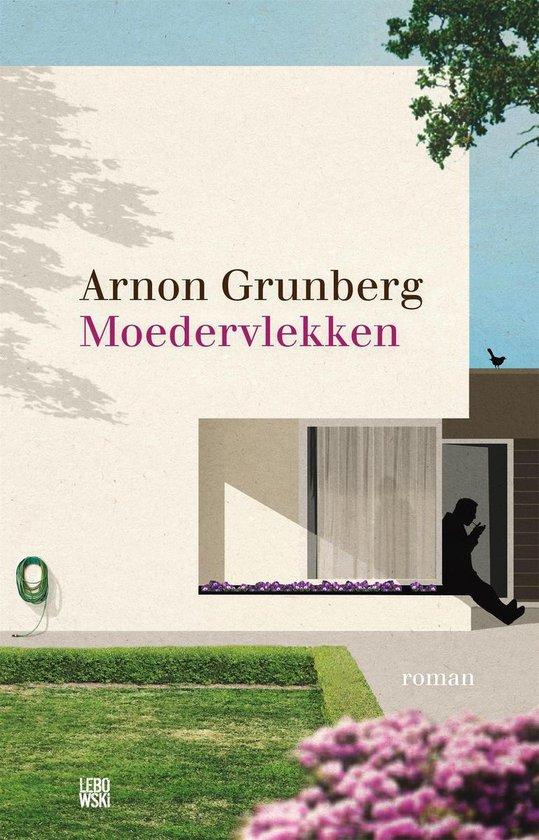 Boek cover Moedervlekken van Arnon Grunberg