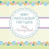 Baby Photo Album for Twins