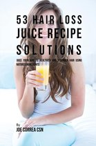 53 Hair Loss Juice Recipe Solutions: Jui