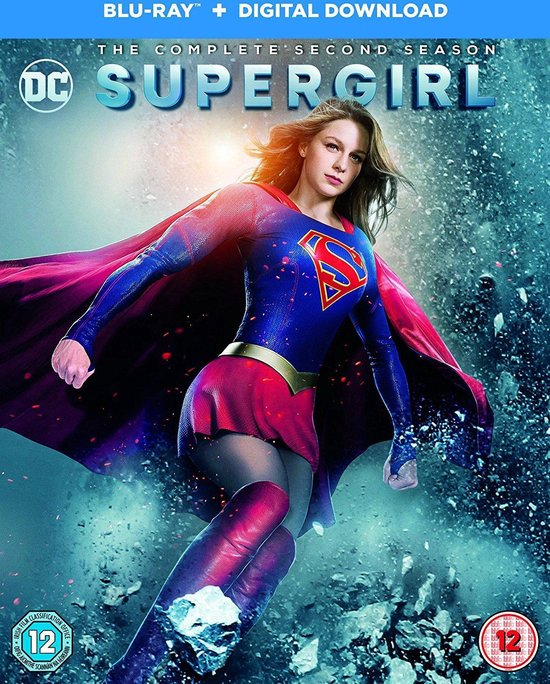 Supergirl - Seizoen 2  (Blu-ray) (Import)