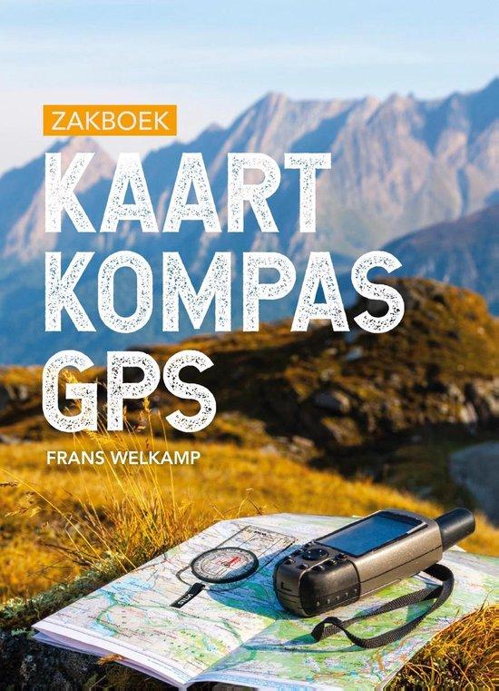 Zakboek Kaart Kompas GPS