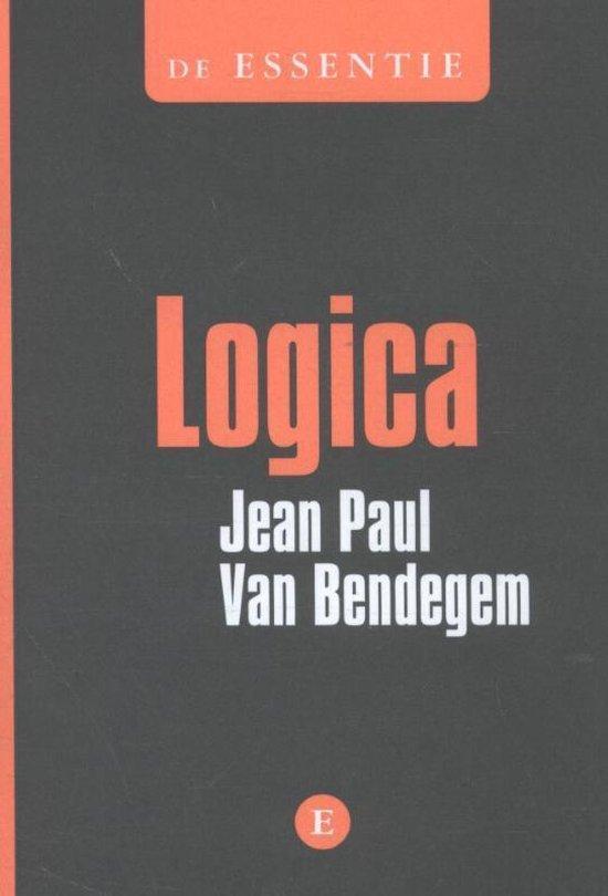 De essentie - Logica - Jean Paul van Bendegem | Readingchampions.org.uk
