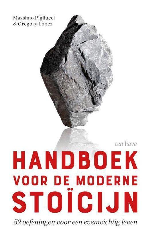 Boek cover Handboek voor de moderne stoïcijn van Gregory Lopez (Paperback)