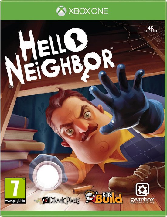 Hello Neighbor – Xbox One