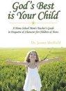 Omslag God's Best Is Your Child