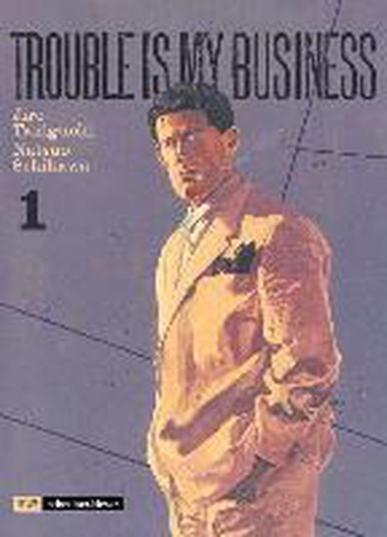 Trouble is my business 01