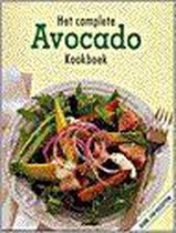 Omslag Complete avocado kookboek