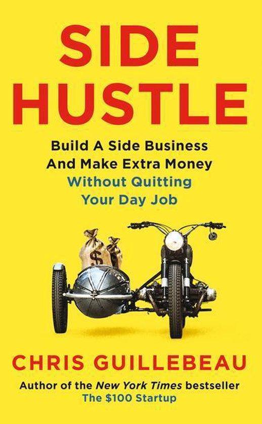 Boek cover Side Hustle van Chris Guillebeau