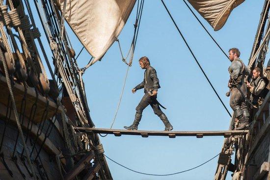 Black Sails - Seizoen 2 -
