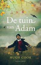 Boek cover De tuin van Adam van Hugh Cook