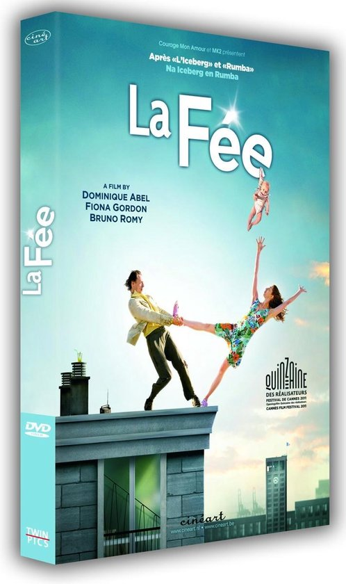Cover van de film 'La Fee'