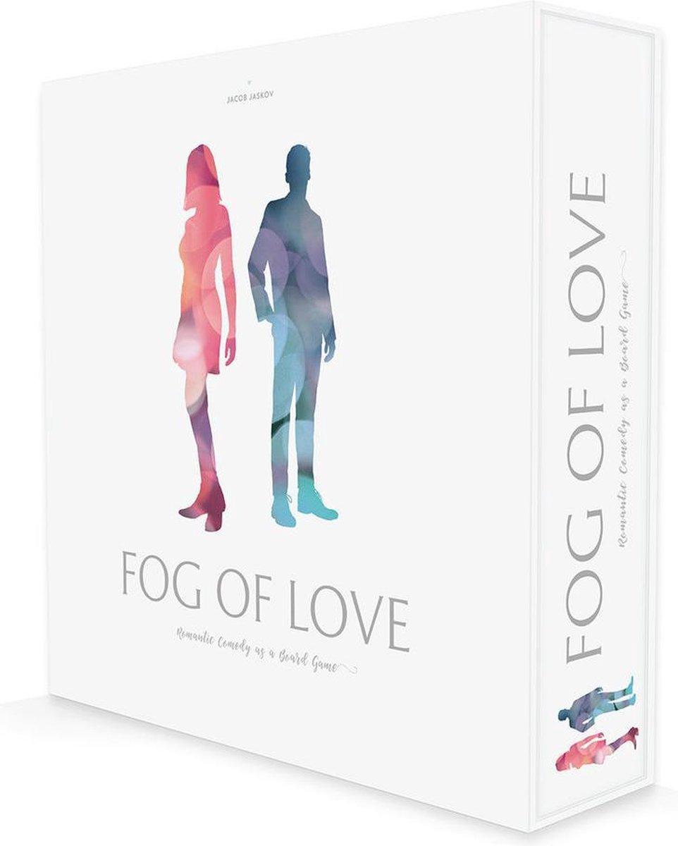 Fog of Love - Engelstalig Bordspel
