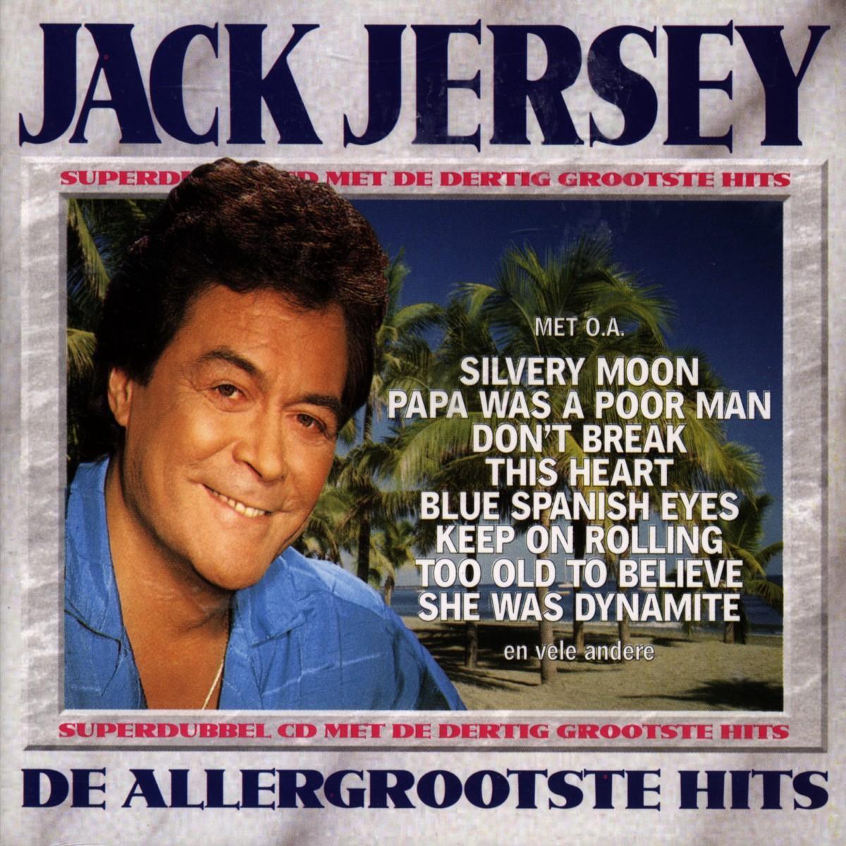 Jack Jersey - Allergrootste Hits, De - Jack Jersey