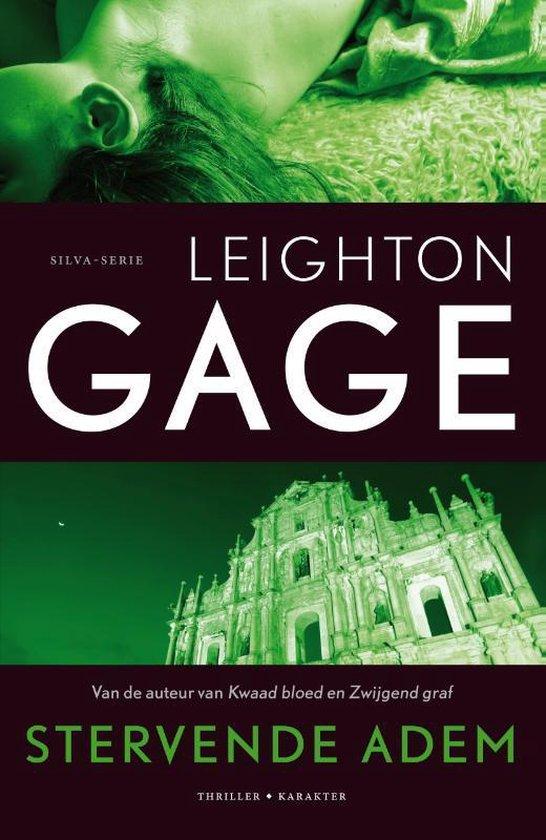 Stervende adem - Leighton Gage |