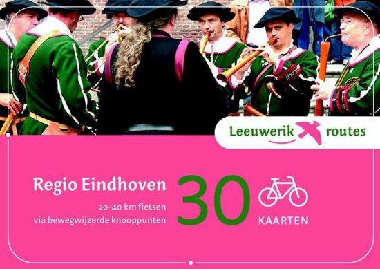 Leeuwerik routes - Regio Eindhoven - Diederik Mönch |