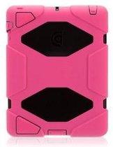 Griffin Survivor Extreme Duty Case Apple iPad 2 / 3 / 4 Pink Black