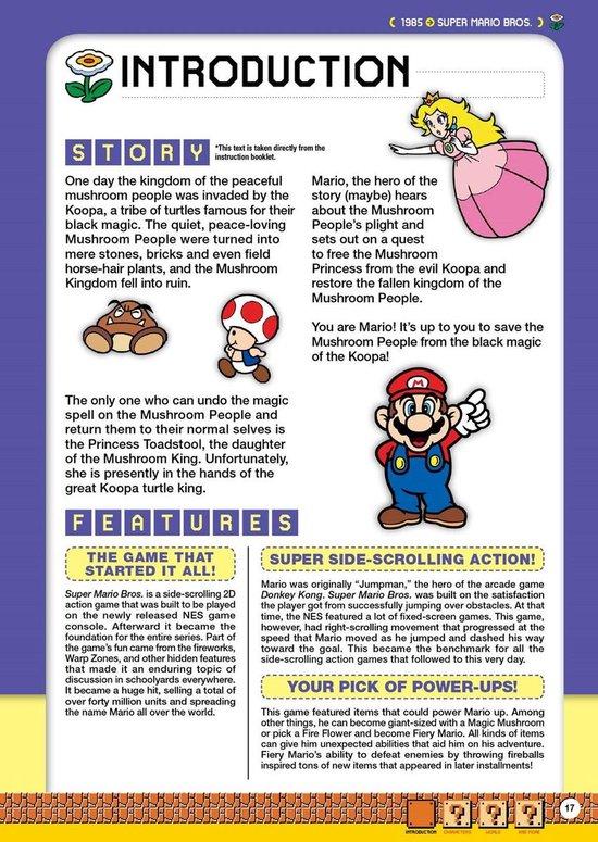Super Mario Encyclopedia - Merkloos