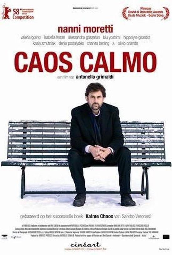 Cover van de film 'Caos Calmo'