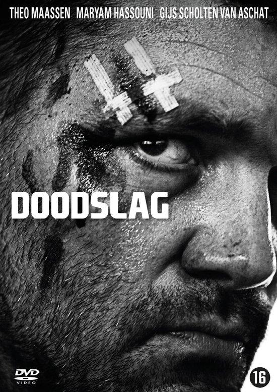 Cover van de film 'Doodslag'