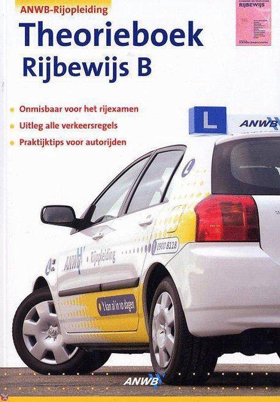 ANWB Rijopleiding Rijbewijs B Theorieboek