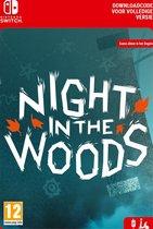 Afbeelding van Night in the Woods - Nintendo Switch Download