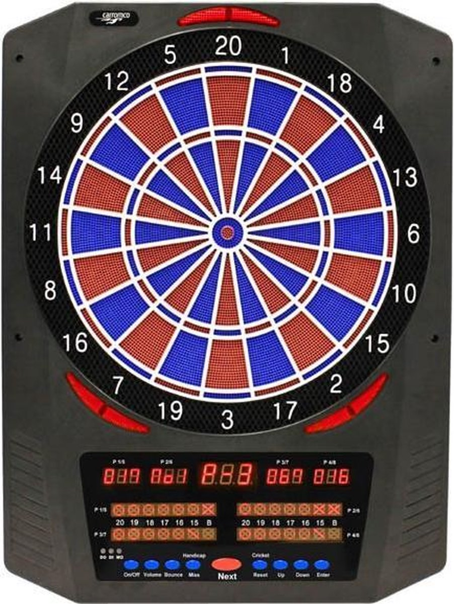 ABC Darts Elektronisch Dartbord - Topaz