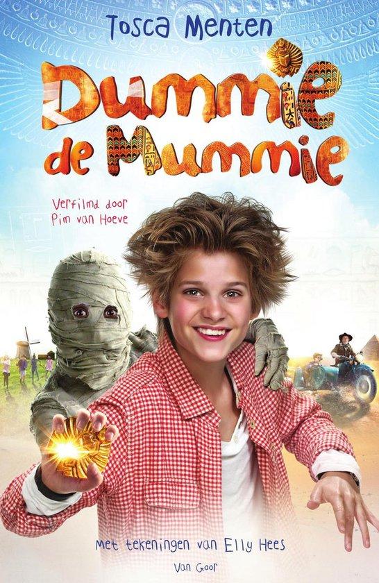 Dummie de Mummie 1 - Dummie de mummie en de gouden scarabee (filmeditie) - Tosca Menten |