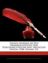 Thomas Murner