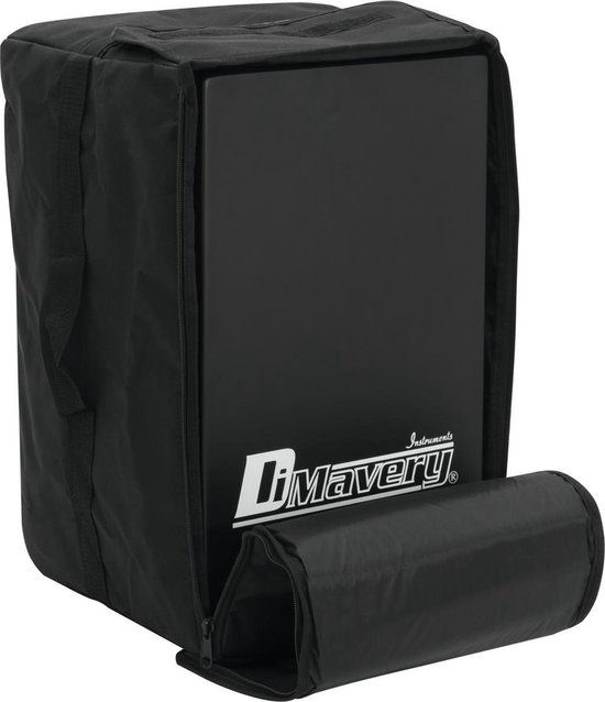 DIMAVERY CJ-400 Cajon, black