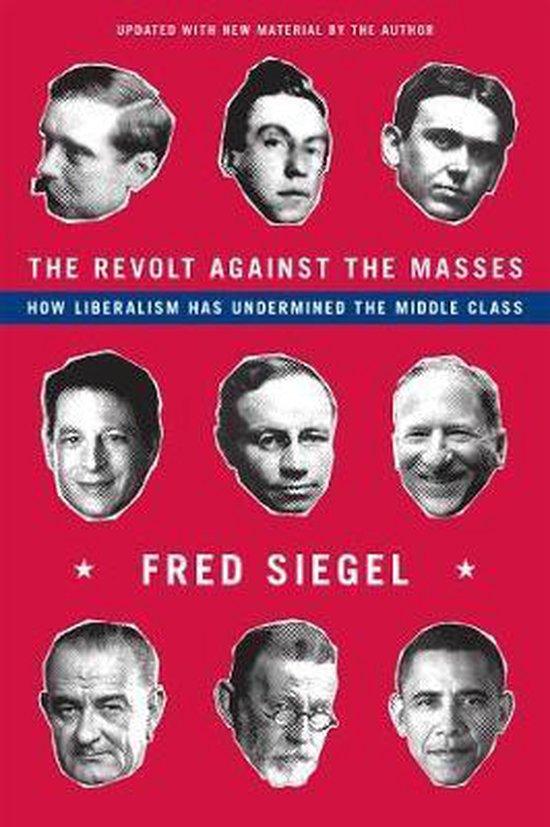 Afbeelding van The Revolt Against the Masses