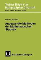 Angewandte Methoden Der Mathematischen Statistik