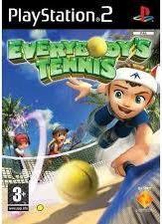Everybody's tennis -ps2