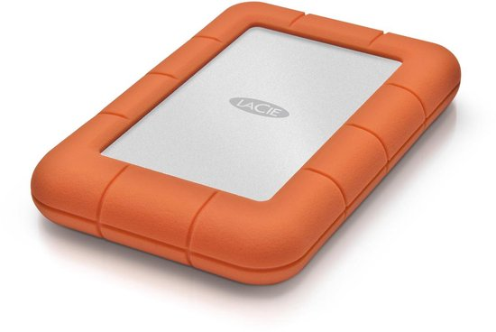 LaCie Rugged Mini USB 3.0 - Externe harde schijf - 2TB