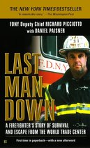 Omslag Last Man Down