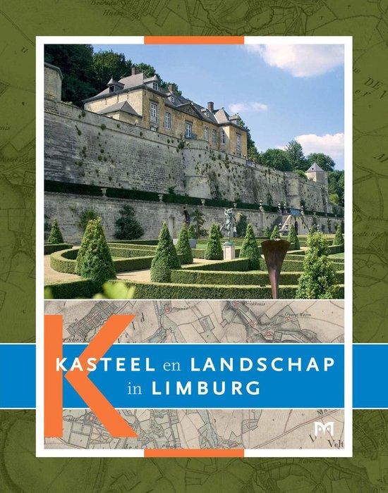 Kasteel en landschap in Limburg - Frans Hoebens |