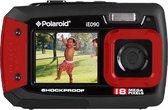 Polaroid iE090 Compactcamera 18MP Zwart, Rood