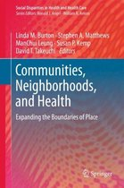 Omslag Communities, Neighborhoods, and Health